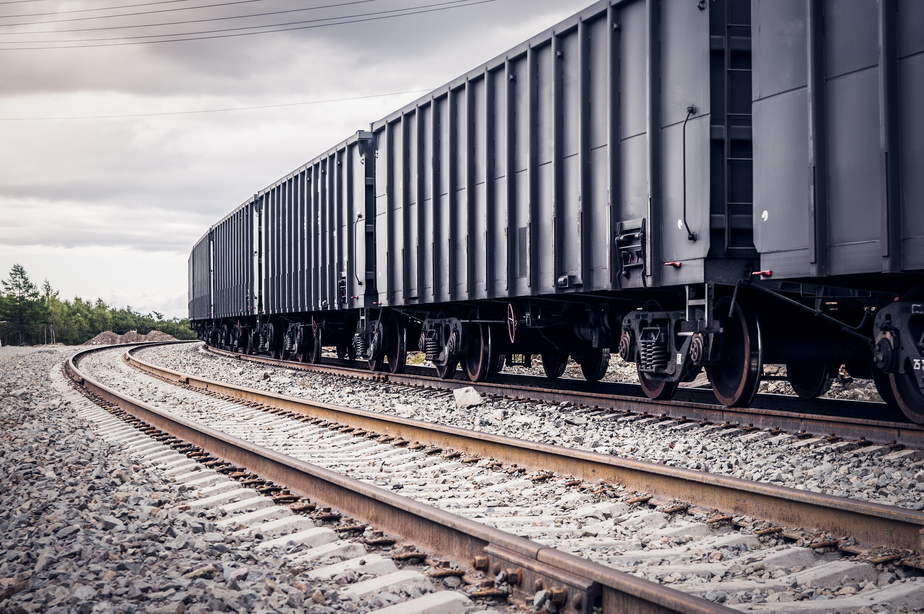 Rail freight prices, markets and analysis